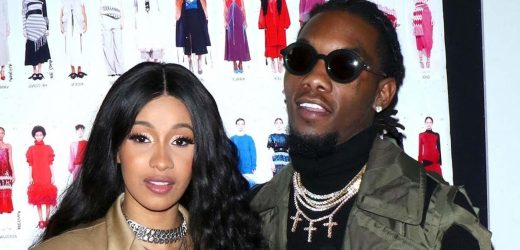 Cardi B and Offset Welcome 2nd Child Together, His 5th