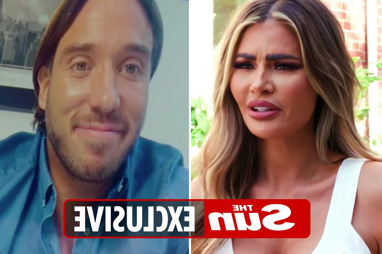 Chloe Sims reckons James Lock avoided Towie reunion because he's 'EMBARRASSED' about bedding Chloe Brockett