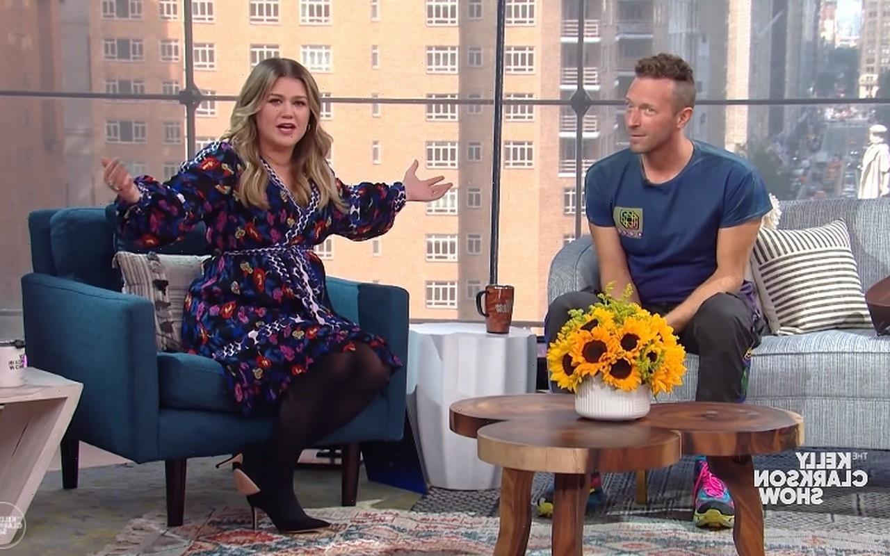 Chris Martin Gets Standing Ovation From Kelly Clarkson for Singing BTS Lyrics in Korean