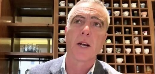Cold Feet actor James Nesbitt has been secretly living with alopecia for years