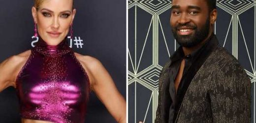DWTS star Keo Motsepe 'disappointed' to be axed from season 30 along with Peta Murgatroyd as pro lineup is revealed
