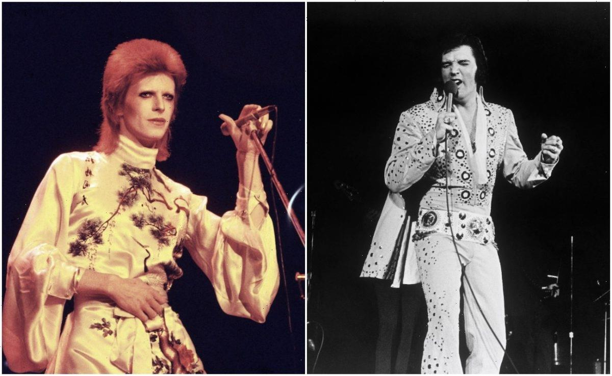 David Bowie Wrote This Song For Elvis But The King Didn't Take It