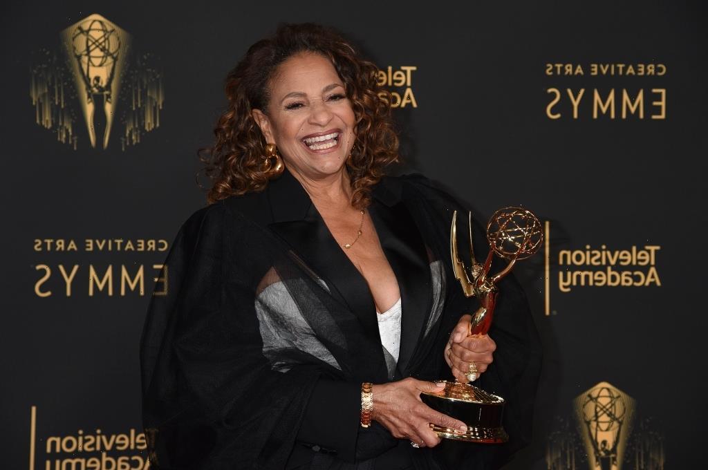 Debbie Allen Receives Governor's Award at the 2021 Emmys