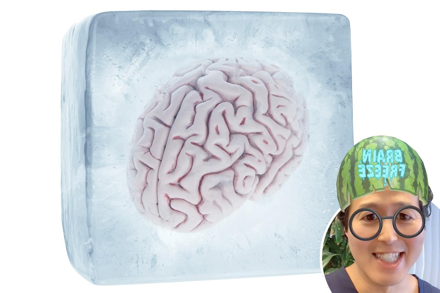 Doctor's 'body hacks' go viral with tips to tackle brain freeze and itchy mozzie bites
