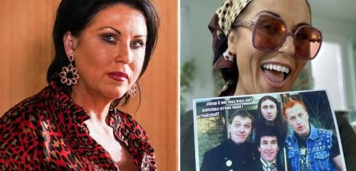 EastEnders fans shocked as Jessie Wallace reveals her real age insisting 'you don't look that old'