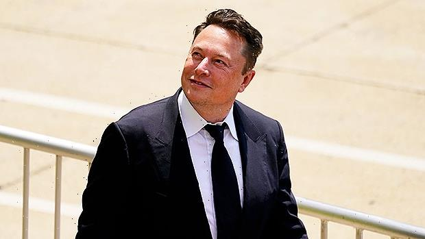 Elon Musk Spotted At Airport In 1st Photos Since Being 'Semi-Separated' From Grimes