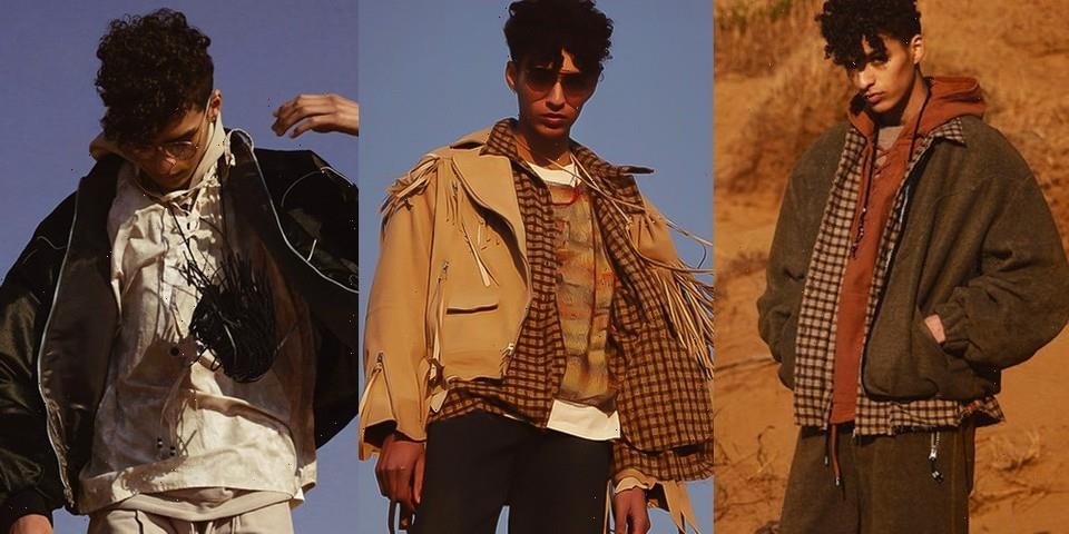 """FACCIES Channels the """"Natural Powers"""" of Earth for FW21"""