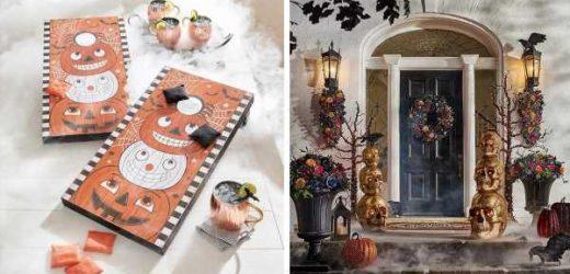 Grandin Road's New Halloween Collection Is Eerily Amazing