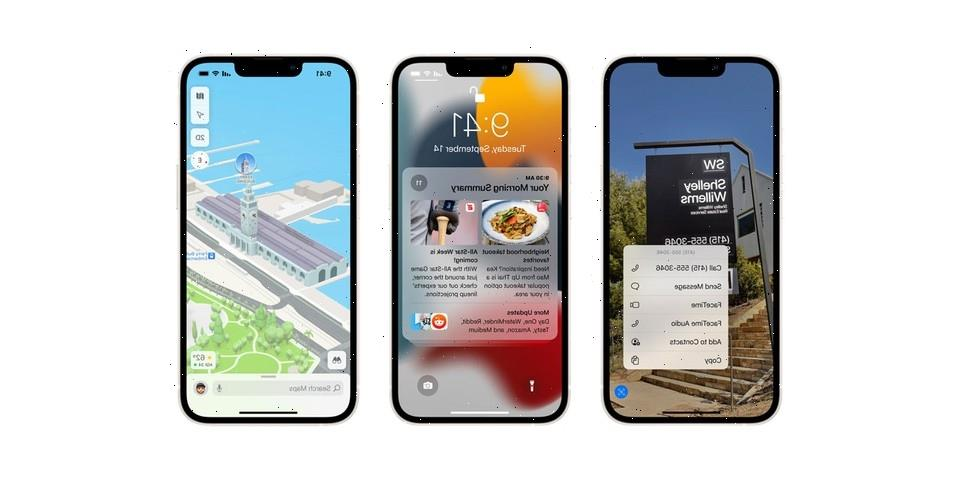 Here Are All of the New Features in iOS 15