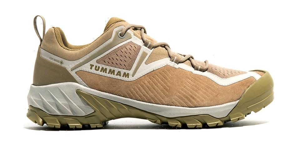 Hobo Joins MAMMUT for an Elevated Take on the Sapuen Low GTX All-Terrain Shoe