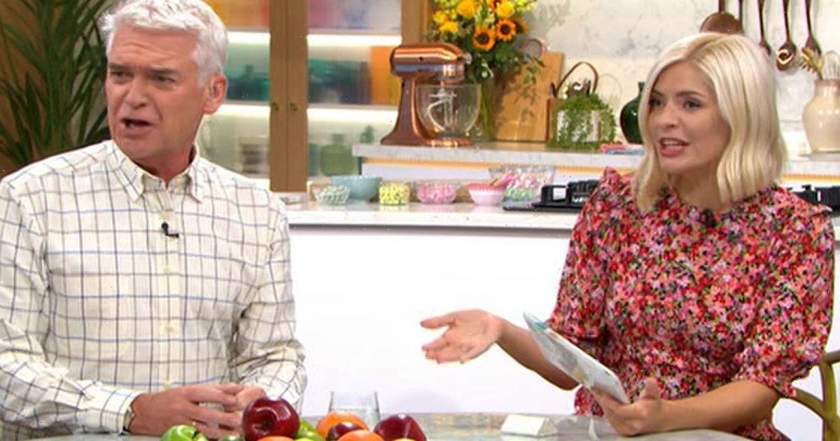 Holly Willoughby in panic as This Morning guest warns Xmas toys could run out