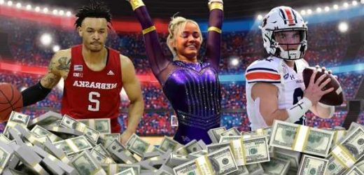 How Hollywood Agencies Are Navigating the Million-Dollar Playing Field of College Athlete NIL Deals