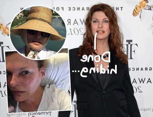 Iconic '90s Supermodel Linda Evangelista Reveals Cosmetic Procedure Left Her 'Permanently Deformed'