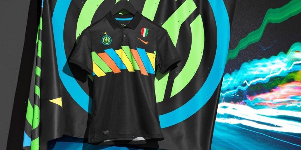 Inter Milan Celebrates Equality With Its 2021/22 Third Kit