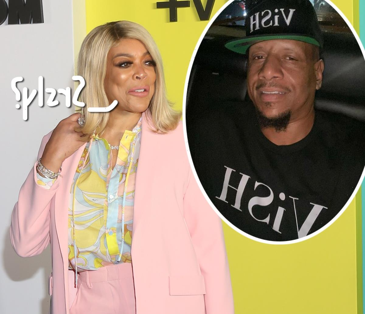 Is Wendy Williams' Ex Shading Her WHILE SHE'S IN THE HOSPITAL??