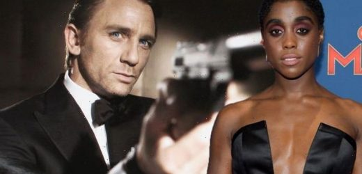 James Bond Daniel Craig: 007 should not be a woman