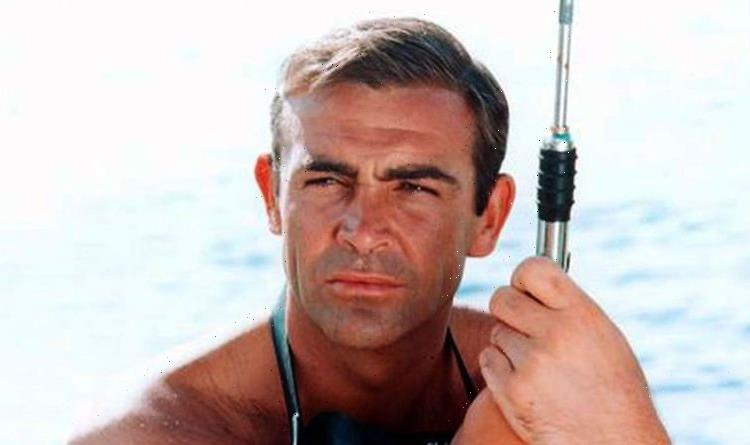 James Bond: Sean Connerys real terror filming Thunderball Im not bloody doing that