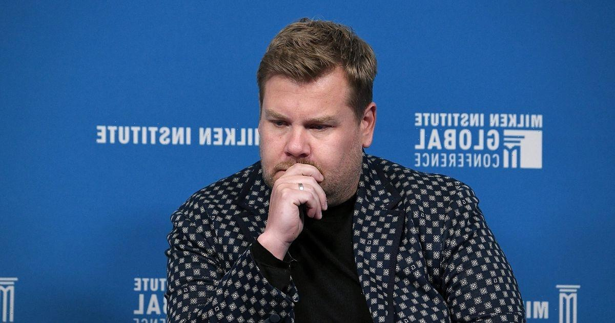 James Corden gets restraining order against woman who wants to marry him