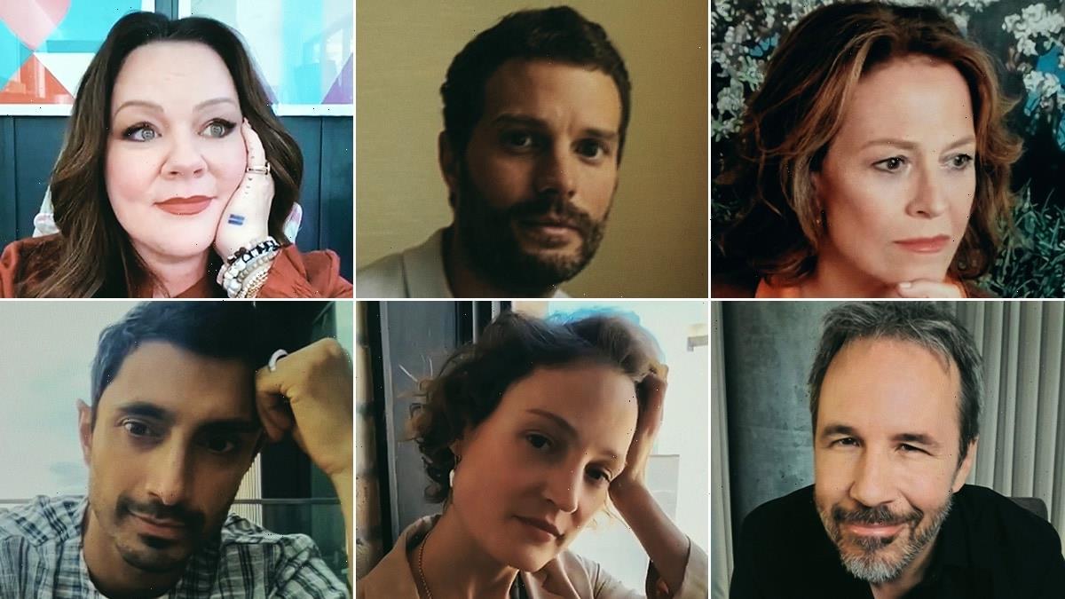 Jamie Dornan, Melissa McCarthy and More Portraits From TheWrap's Virtual Toronto Studio (Photos)