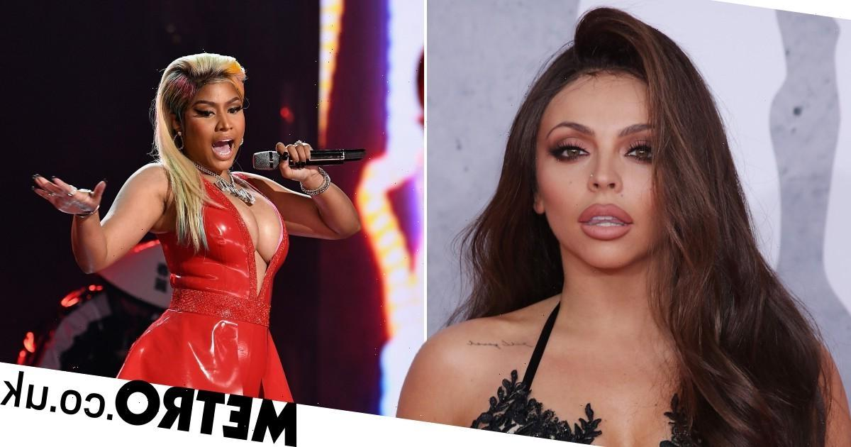 Jesy Nelson and Nicki Minaj confirm collab on her first solo song Boyz