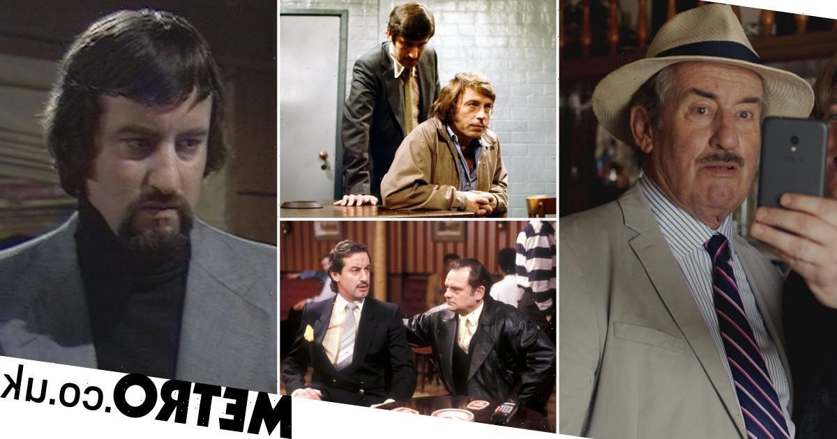 John Challis' incredible career as actor dies aged 79