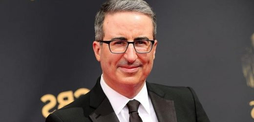 John Oliver Gives Shout-Out to Conan O'Brien, Norm Macdonald in Emmy Acceptance Speech