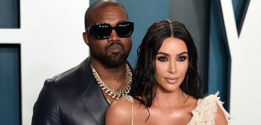 Kanye West unfollows ex Kim Kardashian on Instagram after hinting at affair