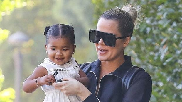 Khloe Kardashian's Daughter True, 3, Runs Around Kylie Cosmetics Office In Adorable New Photos
