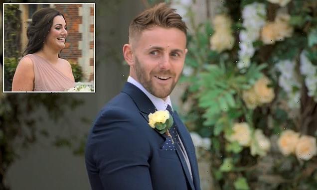 MAFS groom gets head turned by bridesmaid at wedding