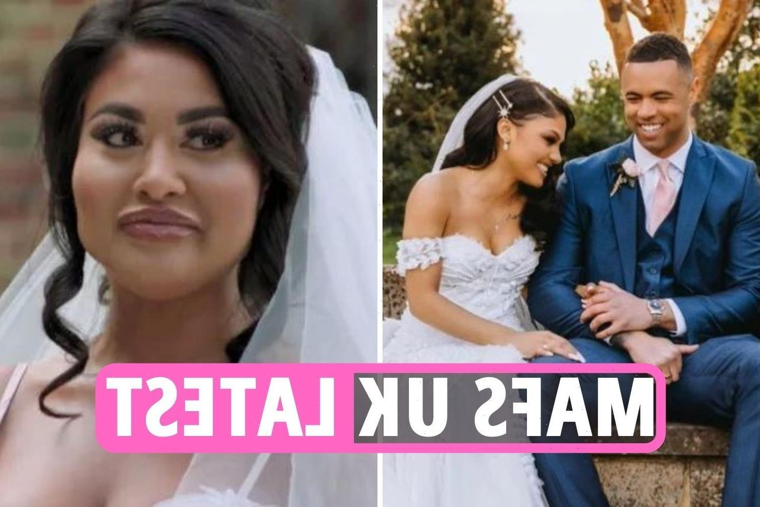Married At First Sight live 2021: Nikita breaks down as she RETURNS to show after she's escorted out of dinner party