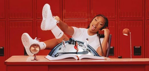 Megan Thee Stallion is the Star of Nike's Latest Campaign Spot