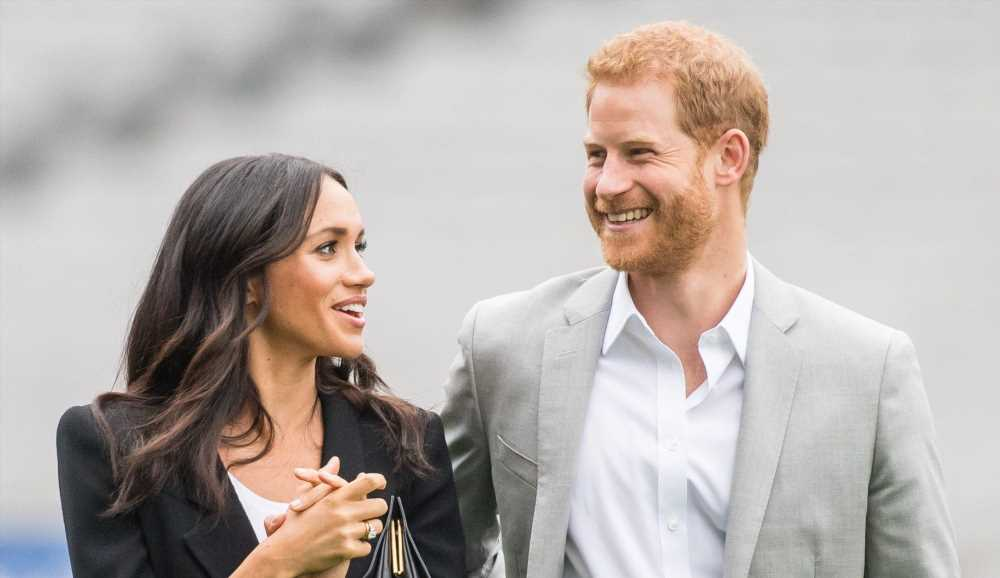 Meghan Markle and Prince Harry Posed for Their First Magazine Cover Together