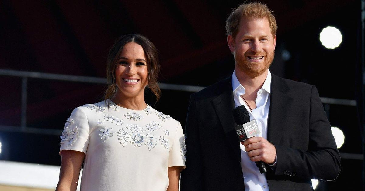 Meghan and Harry spotted with mics amid fly on the wall Netflix show claims