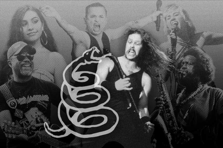 Metallica's Black Album Transcended Metal. A New Covers Album Extends Its Reach
