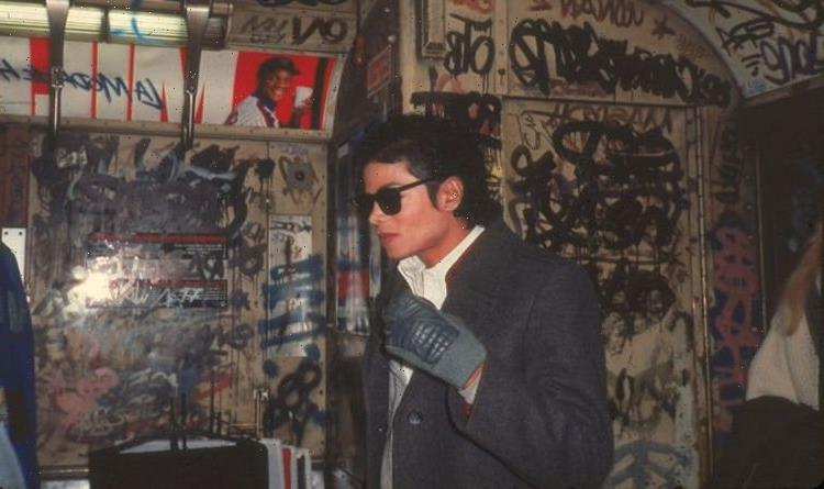 Michael Jackson was left scared while filming iconic music video