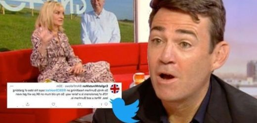 My ol mum on 8k now gets even less' Burnham blasted as he demands 10% pensioner death tax
