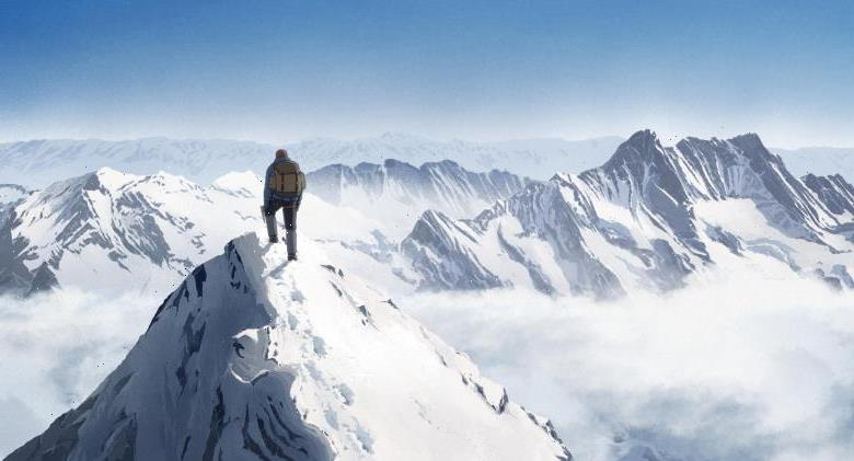 Netflixs The Summit of the Gods to Open Fourth Animation Is Film Festival