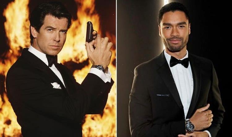 Next James Bond favourite Regé-Jean Page backed by Pierce Brosnan to replace Daniel Craig