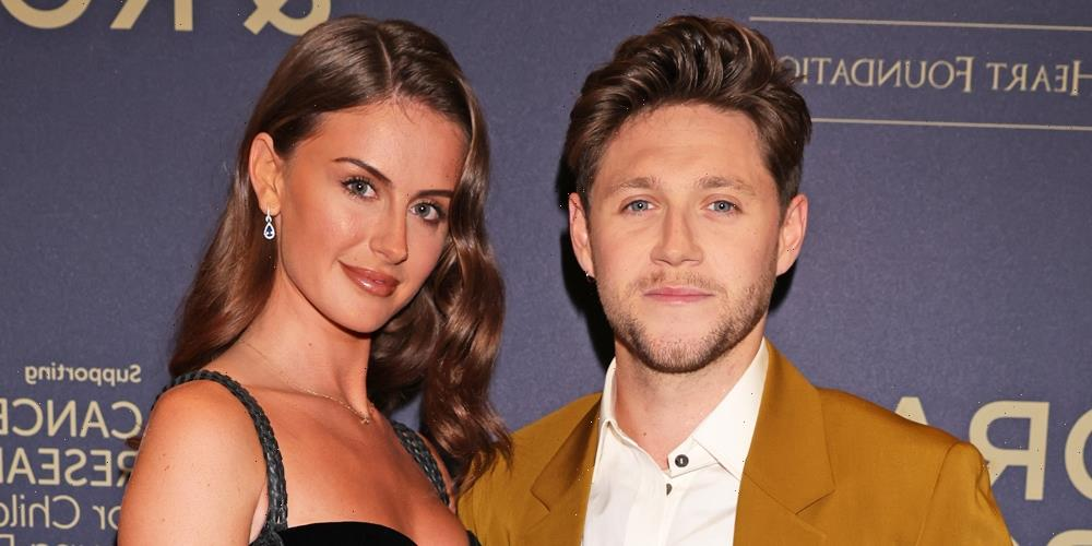 Niall Horan Makes His Red Carpet Debut with Girlfriend Amelia Woolley!