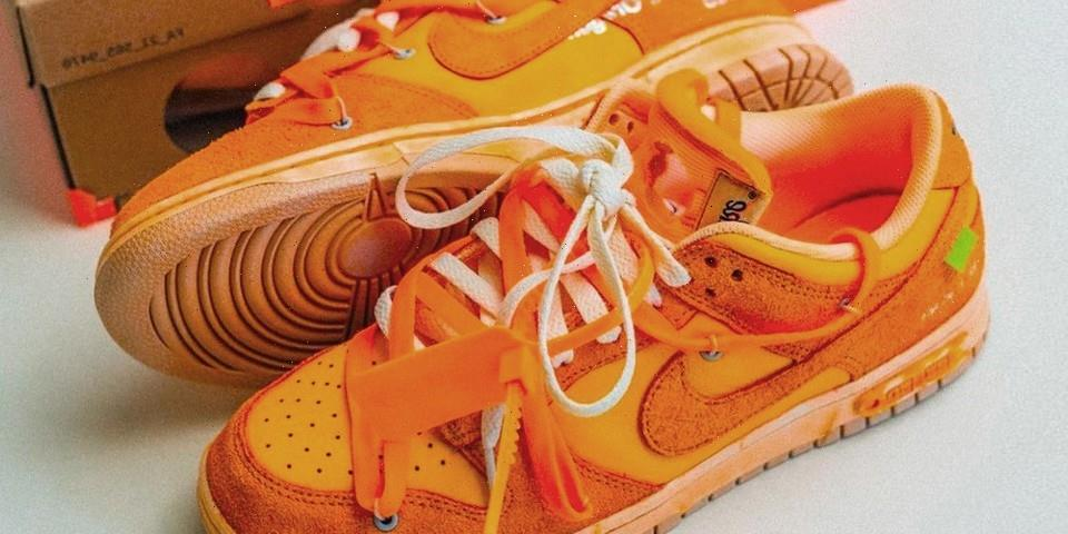 """Nike CEO Claims Off-White™ Dunk Low Went To """"Most Deserving"""" SNKRS Users"""