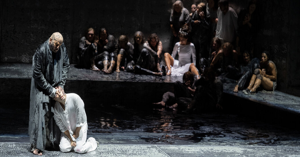 Oedipus Takes to the Stages in Berlin