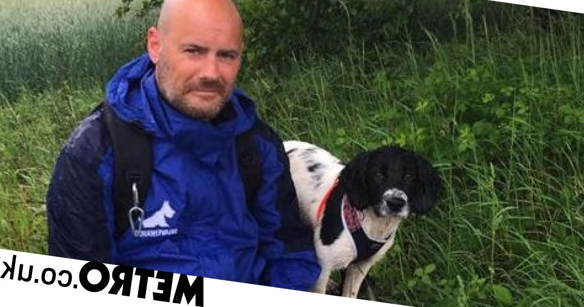 PTSD left me living in a forest, reliant on alcohol – a support dog saved me