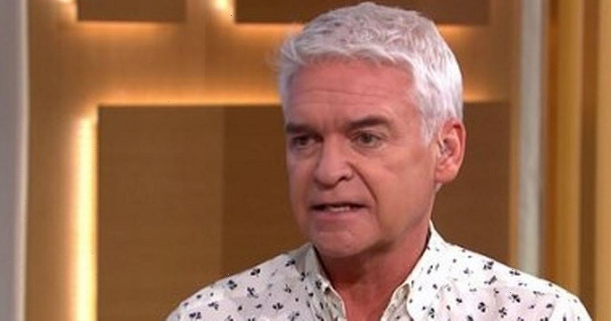 Phillip Schofield clashes with scientist over isolation rules for cold symptoms