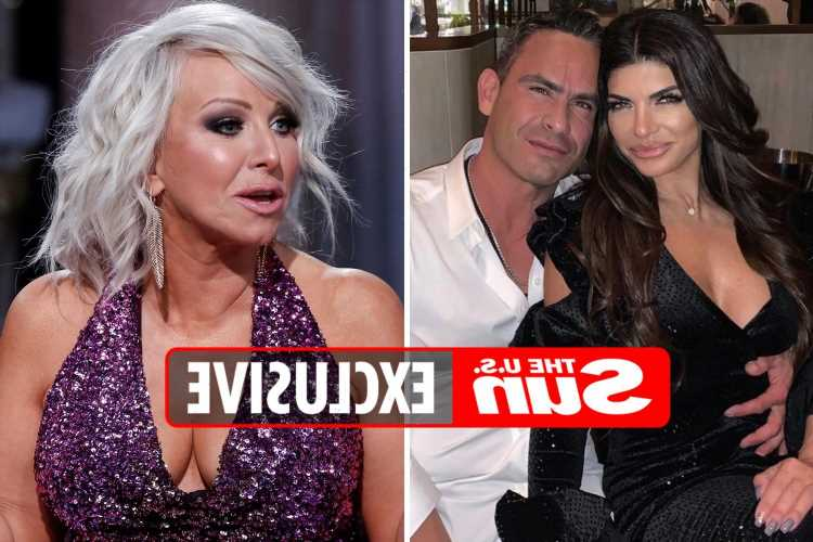 RHONJ's Margaret Josephs accuses Teresa Giudice's boyfriend Luis Ruelas of being a 'sex addict' while filming season 12