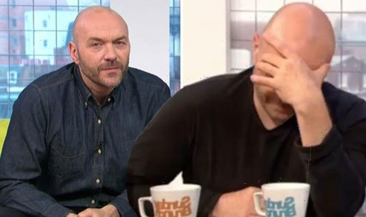 Simon Rimmer: Sunday Brunch host bids farewell to colleague after announcing last show