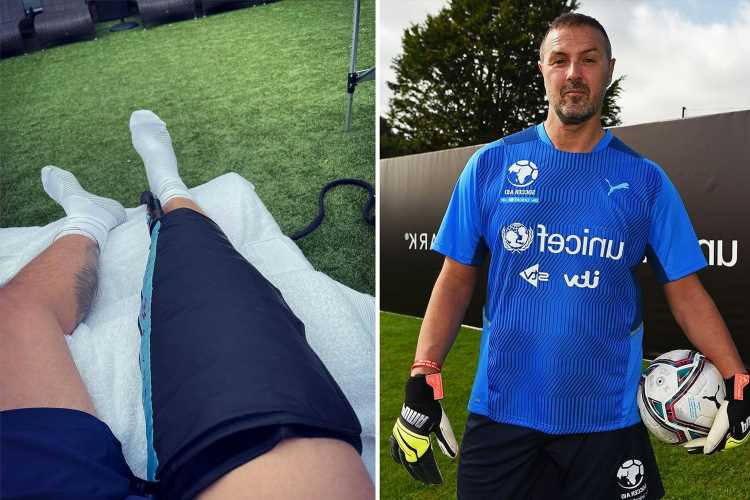 Soccer Aid in chaos as Paddy McGuinness pulls out of match hours after Roman Kemp