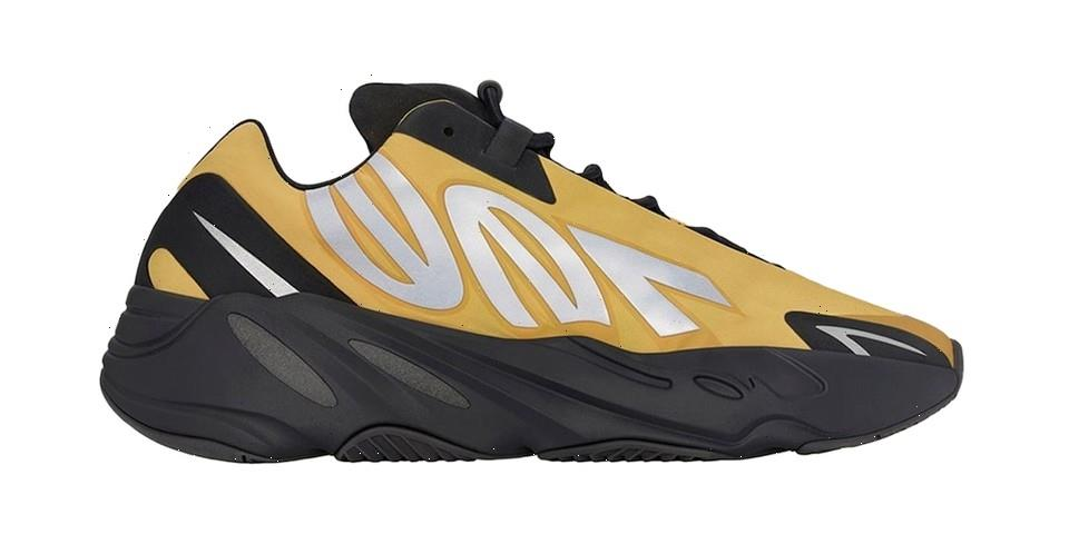 """Take an Official Look at the adidas YEEZY BOOST 700 MNVN """"Honey Flux"""""""