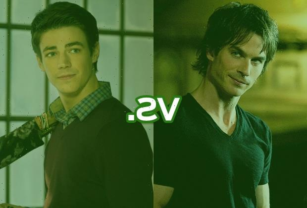 The CW's Best Show Ever Tournament: It's The Flash vs. The Vampire Diaries as Elite 8 Round Continues— VOTE!