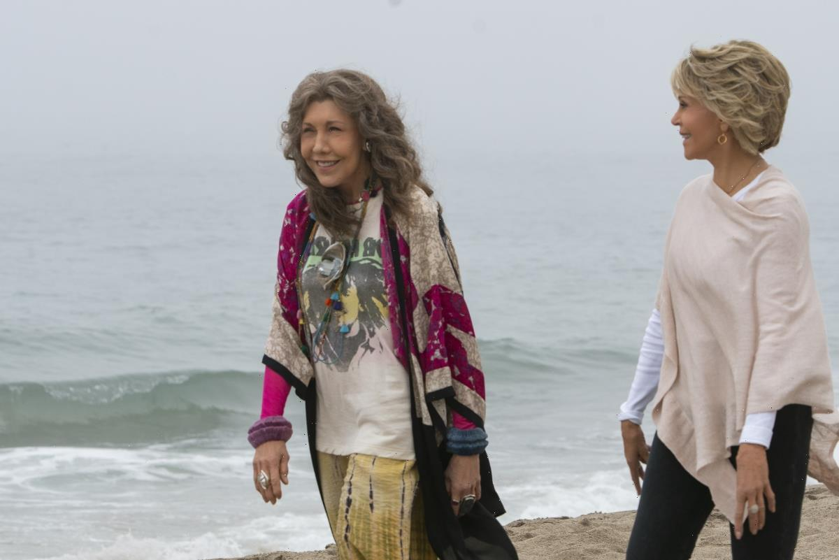 This Fan Theory Connects 'Grace and Frankie' to Another Netflix Original
