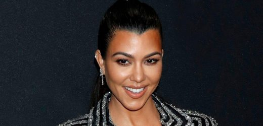 This Light Therapy Mask Is a Fraction of the Cost of Kourtney Kardashian's